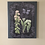 Thumbnail: Butterfly flower canvas hanging  (custom order)