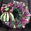 Thumbnail: Whimsical Deco Mesh & Ribbon Wreath