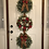 Thumbnail: Triple Wreath Decor
