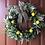 Thumbnail: Lemon Wreath with Farmhouse bow