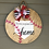 Thumbnail: Baseball hanging sign