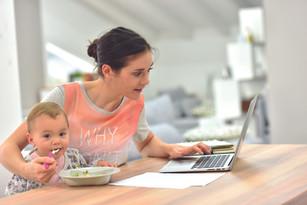 Mamás multitask: pros, contras y 5 tips para cuidarte