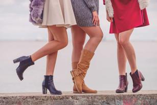 Bootaholics! 5 tipos de botas que no te pueden faltar
