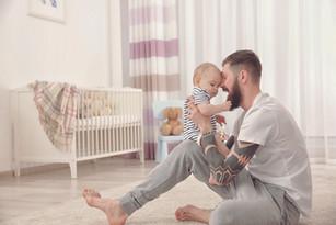 Licencia por paternidad, un beneficio para papá