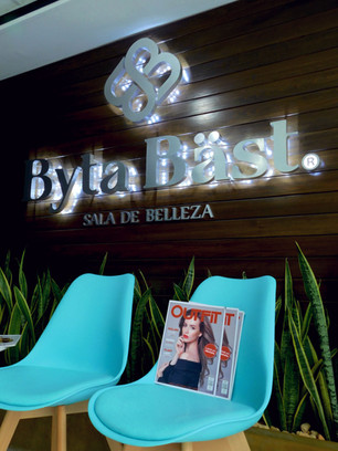 BYTA BÄST: SALA DE BELLEZA