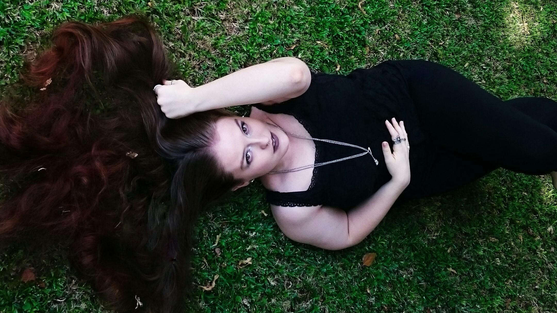 Kate Wilson Lying Down