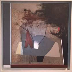 toile 40 x 40 cm