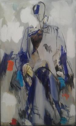 Najeb Zoubir 120 x 80 cm