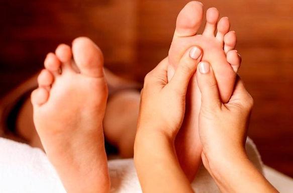 Aching feet 50min