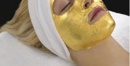 Limpieza Facial Gold 24K