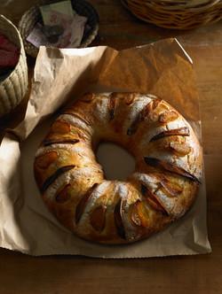 Three kings bread - bread