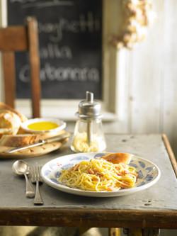 7 Pasta - Spaghetti Carbonara