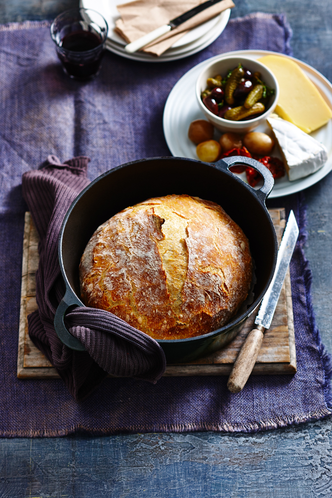 RR_Autumn_No Knead Dutch Oven Crusty Bread_02_