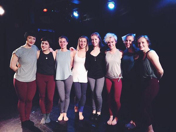 dancers & jaema