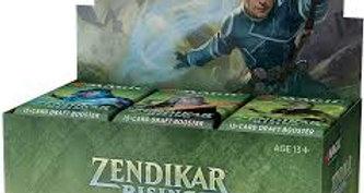 Draft Booster Box- Zendikar Rising