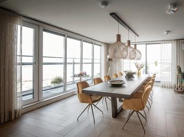Interieurfoto Penthouse Almere