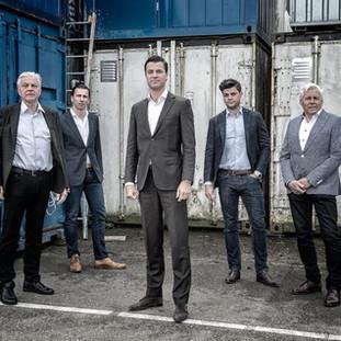 Groepsfoto KBK Volendam