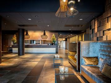 Interieurfotografie Hotel Golfzang