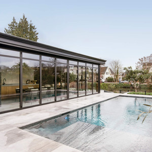 INTERIEUR POOLHOUSE