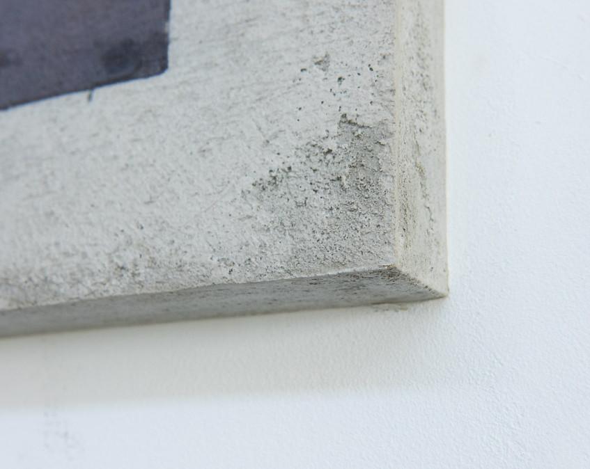 Foto op beton