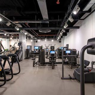 Sportschool LEF in Utrecht