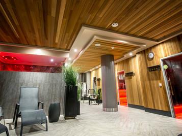 Interieurfotografie sauna