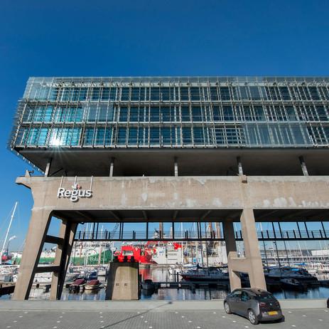 Architectuur fotografie Regus Amsterdam