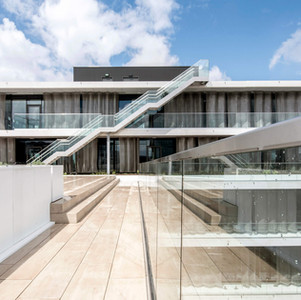 ARCHITECTUUR KANTOORPAND BRUSSEL