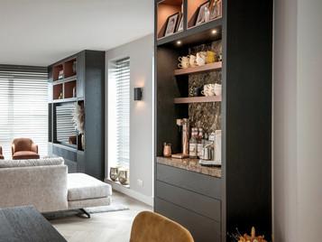 Interieurfoto's Penthouse Almere