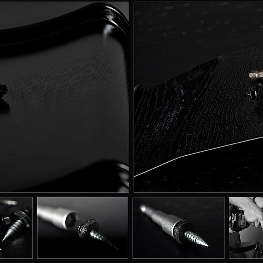 productfotografie zwarte achtergrond