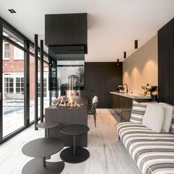 Interieurfotografie Poolhouse Maarssen