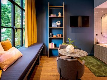 Interieurfotografie airbnb