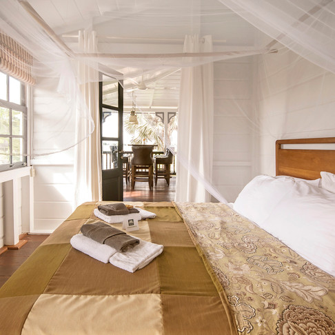 Interieurfotografie Hotel Peperpot Suriname