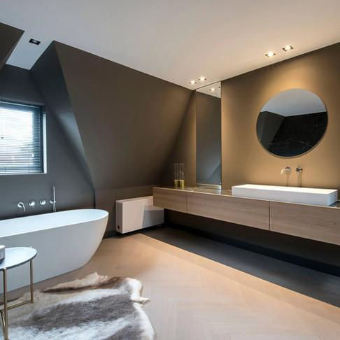 Interieurfoto's badkamer Vlaardingen