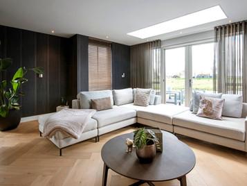 Interieurfoto's woonkamer