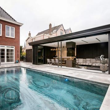 Interieurfoto's Poolhouse Maarssen