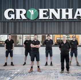 Groepsfoto Groenhart