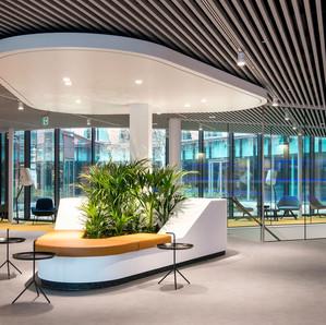 Interieurfotografie Double U Den Haag