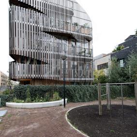 Architectuurfotografie Freebooter in Amsterdam