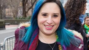 Hannah Simpson, writer, speaker and transgender advocate