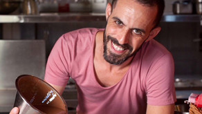 Shay Golan, Israeli baker and owner of 'Creaminals'