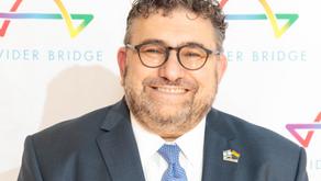 Alan Schwartz, CEO and Board Chair of 'A Wider Bridge'
