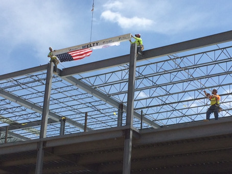 """Stark State College """"Topping Out"""""""