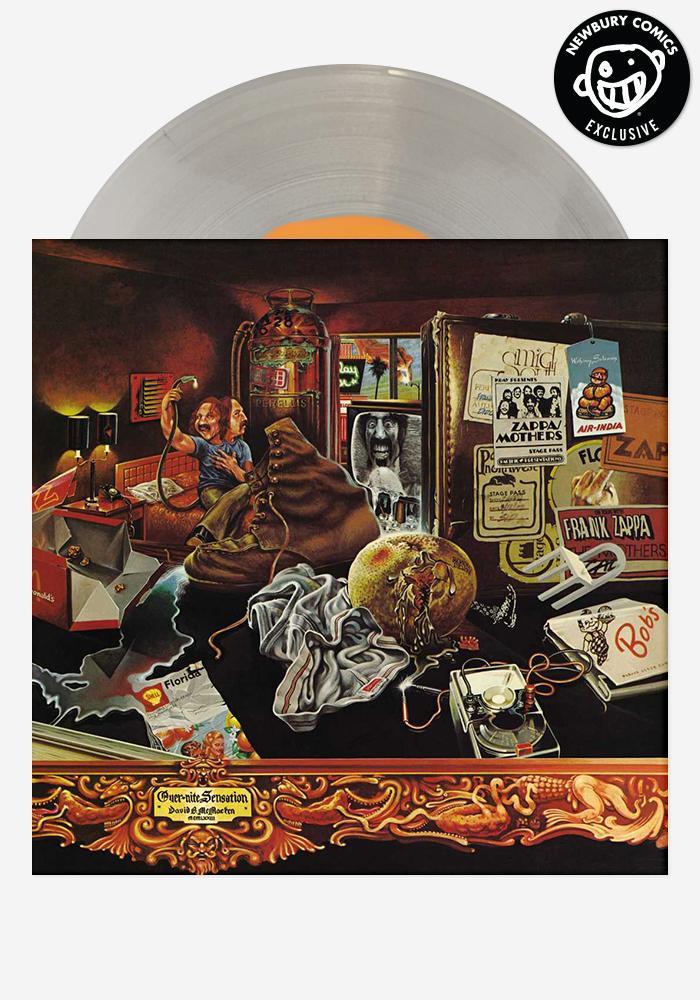 Over-Nite Sensation 180 Gram Coloured Vinyl