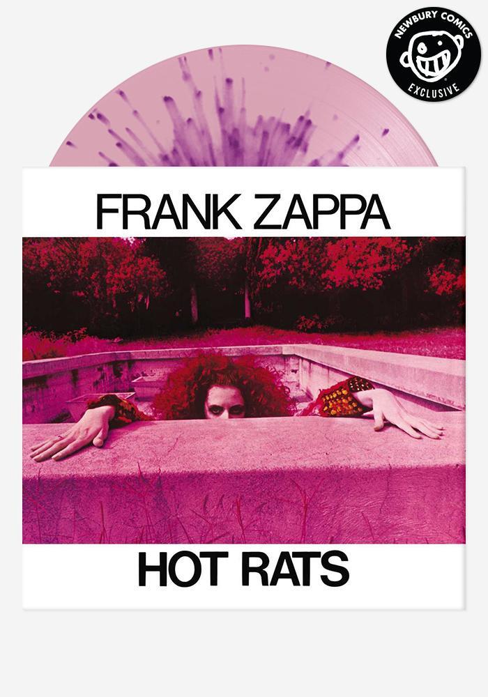 Hot Rats 180 Gram Coloured Vinyl