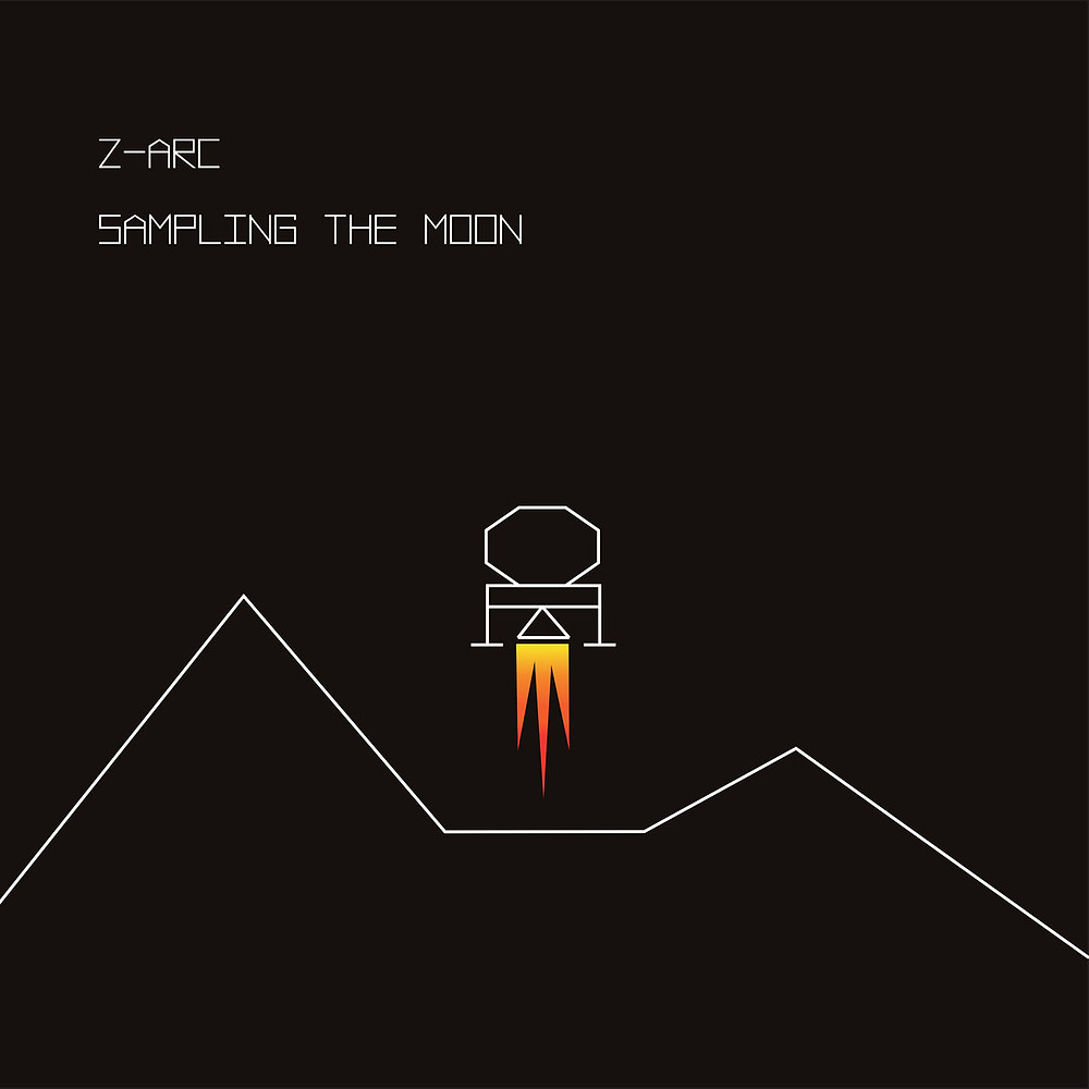 Z-ARC - Sampling The Moon Ambidextrous Records
