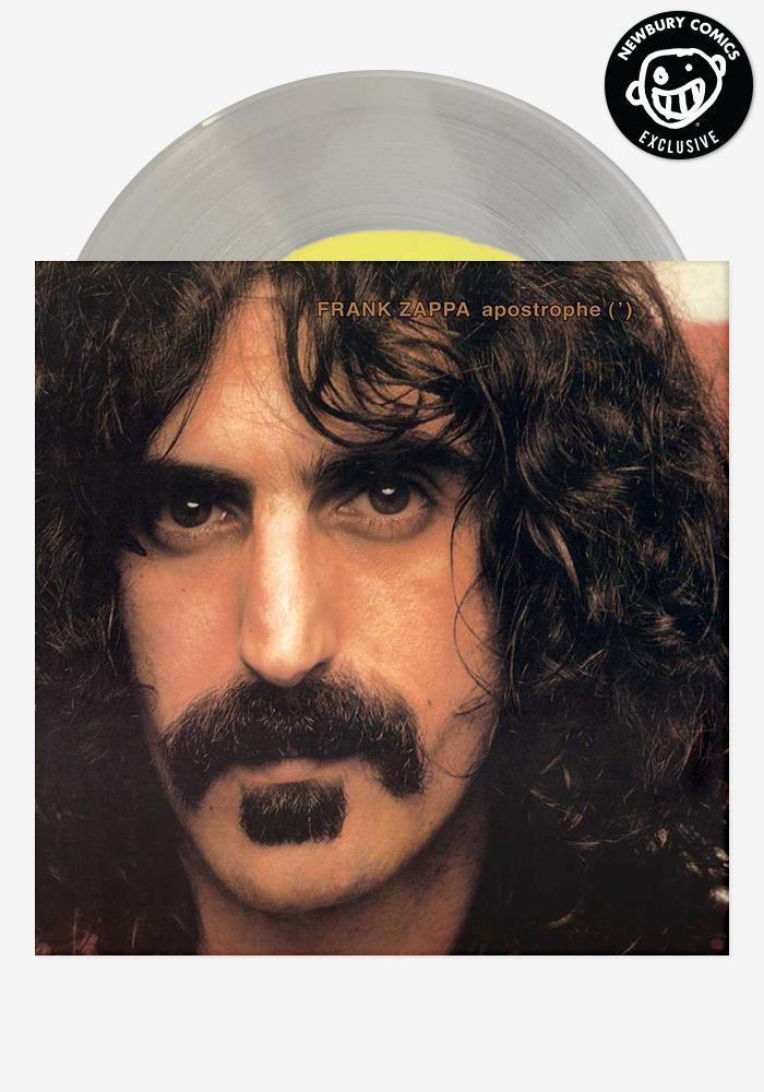 Apostrophe 180 Gram Coloured Vinyl
