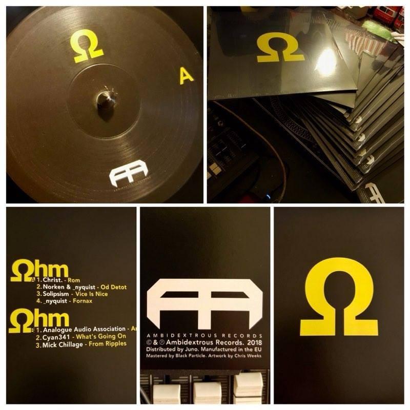 OHM Ambidextrous Records