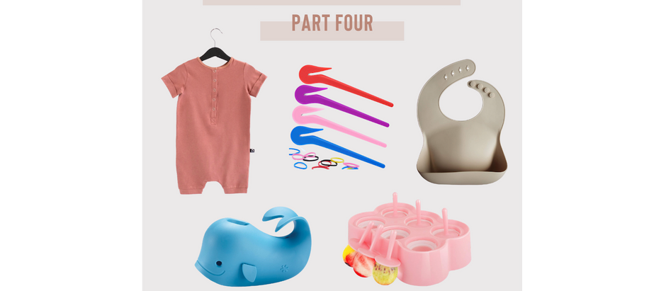 Favorite Baby Products - Part Four