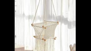 Cream Hanging Baby Swing - $59.99